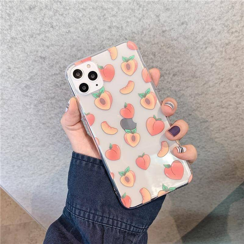 Coque iPhone Pêche