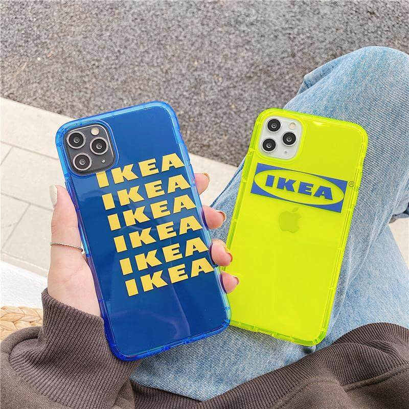 Coque iPhone Ikea