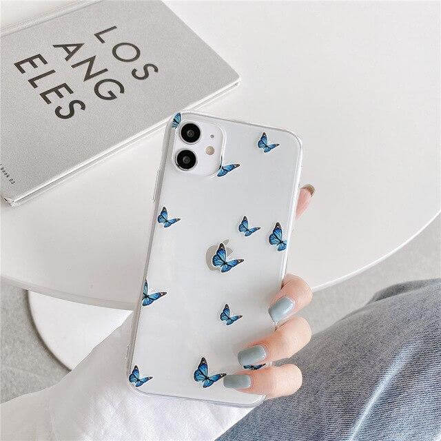 Coque Iphone Butterfly