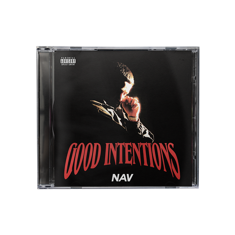 Good Intentions Standard CD
