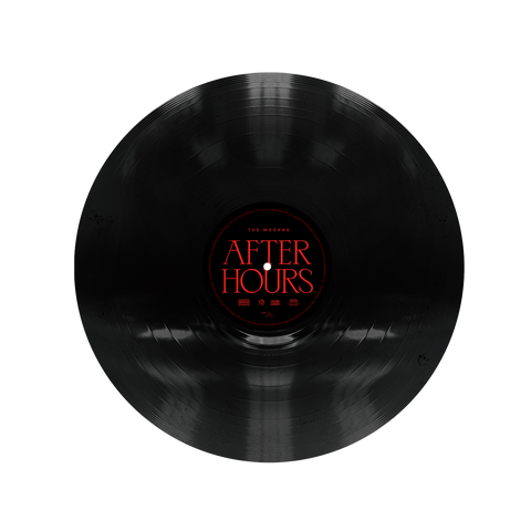 After Hours Album Vinyl