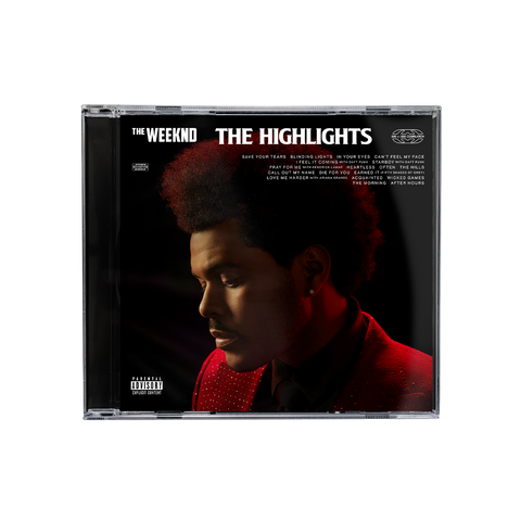 The Highlights Explicit CD