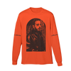 Hollywood's Bleeding Portrait Orange Longsleeve