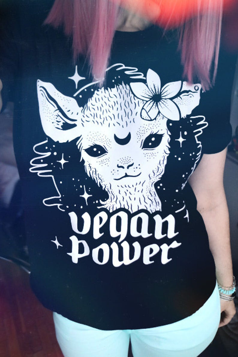 Vegan Power T-Shirt