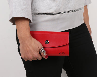 Women Vegan Leather Wallet