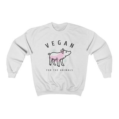 Cute Vegan Sweatshirt