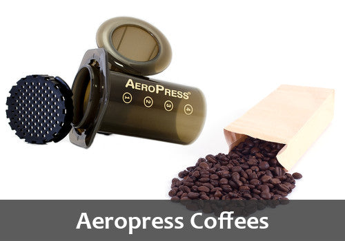Aeropress Coffees
