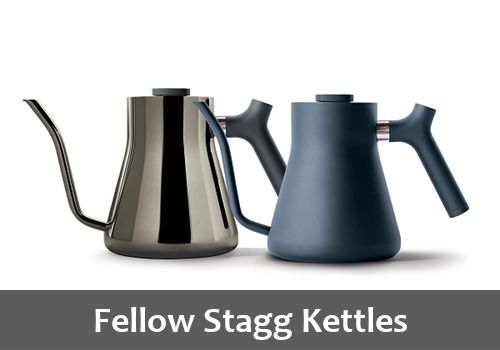 Fellow Stagg pour-over kettle banner