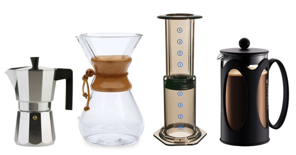 Manual Coffee Makers