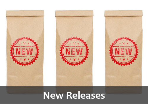New Coffee Bean Releases