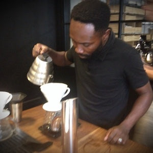 Oli - Rosetta Roastery - Pourover Coffee