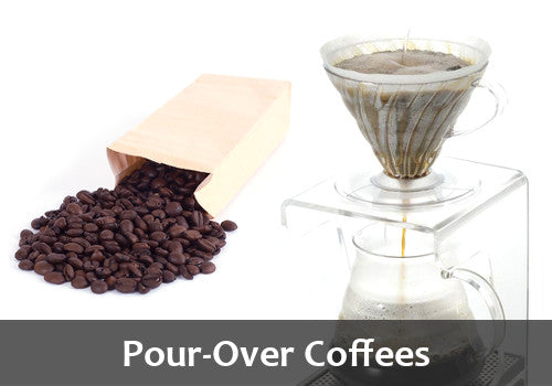Pour-Over & Filter Coffees