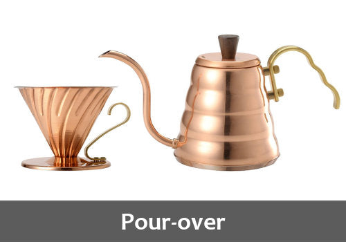 Pour-over Brewing Equipment