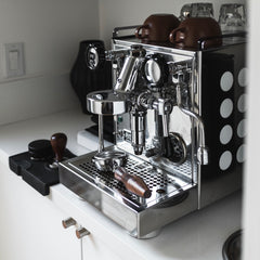 Rocket Home Espresso Machine Set Up