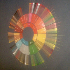 Tribe Coffee Flavour Wheel