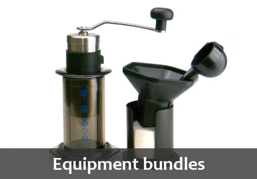 Coffee Making Equipment Bundles