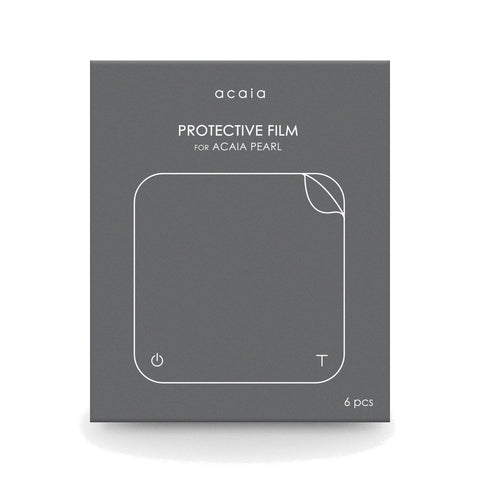 Acaia Pearl Coffee Scale Protective Film