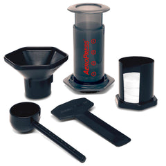 AeroPress Coffee Maker With Accessories