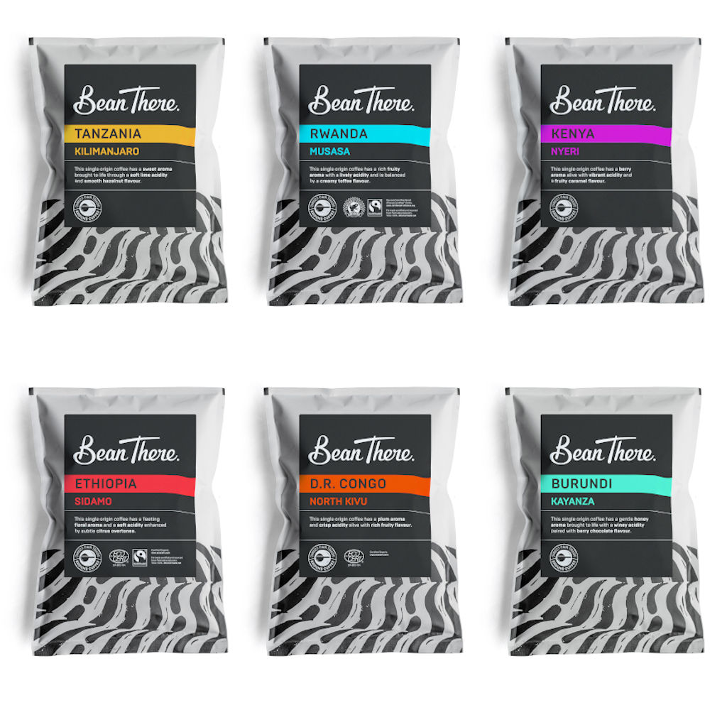 Bean there African Adventure Bundle 80g