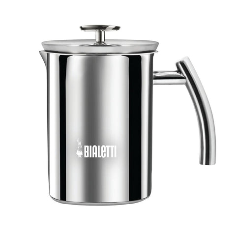 Bialetti Cappuccinatore Stainless Steel Stovetop Milk Frother