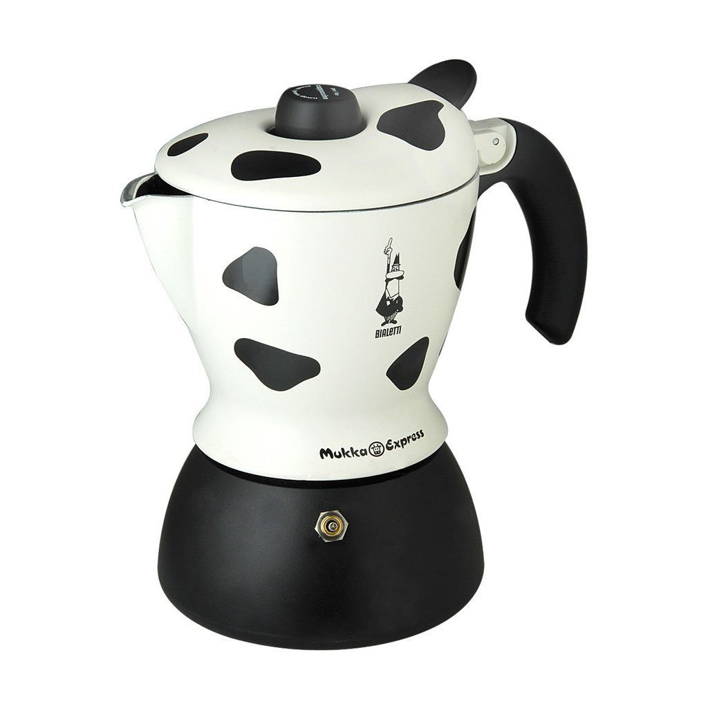 Bialetti Muka Express Cow Spotted