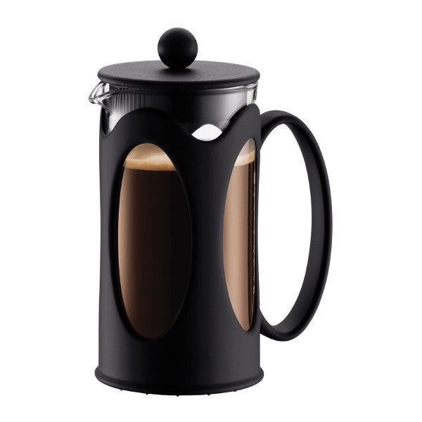 bodum kenya french press coffee plunger cape coffee beans. Black Bedroom Furniture Sets. Home Design Ideas
