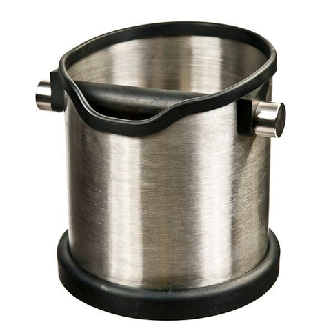 Brew Tool Stainless Steel Round Knock Box