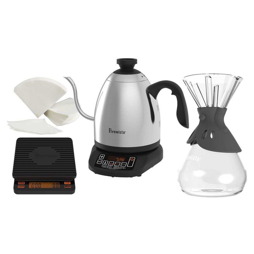 Brewista Complete Pour-Over Bundle from Cape Coffee Beans