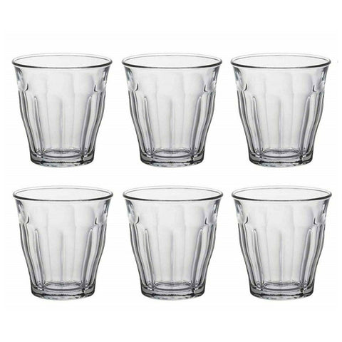 Duralex Picardie Tumblers Set of 6