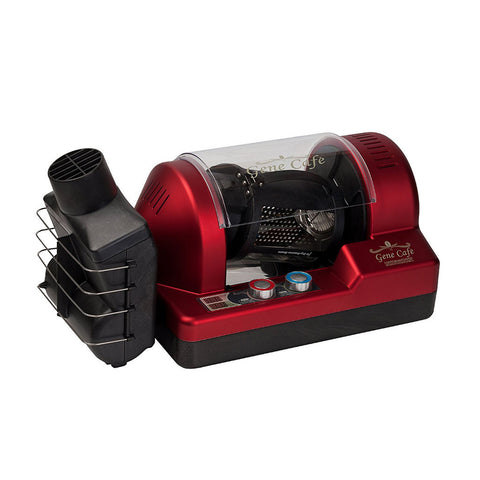 Gene Cafe Home Coffee Bean Roaster Red