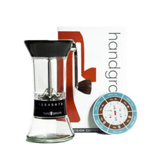 Handground Precision Coffee Grinder With Box