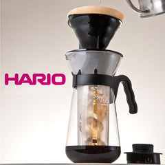 Hario V60 Iced Coffee Maker With Logo