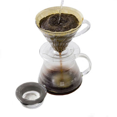Hario V60 Range Server with Coffee Dripper