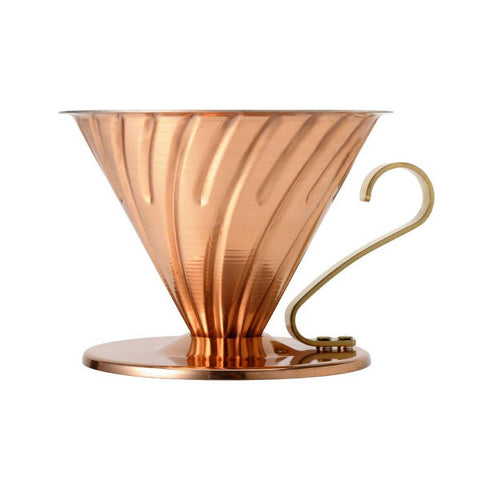 Hario V60 Coffee Dripper Copper