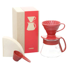 Hario V60 Dripper Bundle With Box