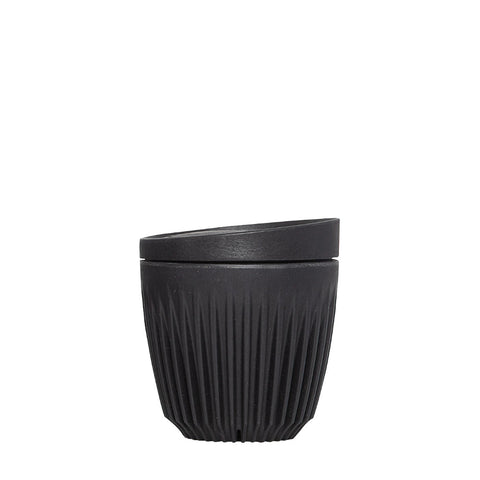 Huskee Coffee Cup Charcoal Black Colour 175ml