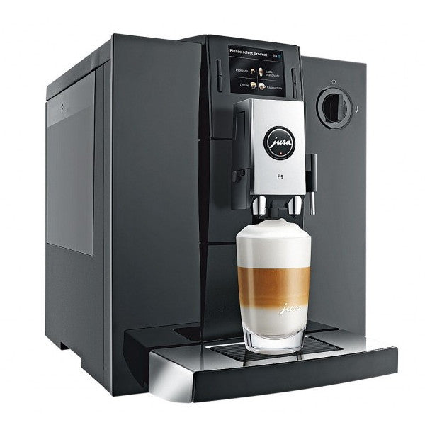 JURA F9 Fully Automatic Coffee Machine