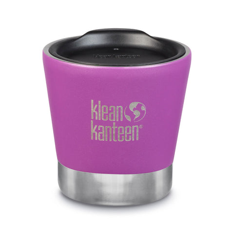 Klean Kanteen 8oz 250ml Insulated Tumbler Berry Bright Pink