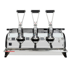 La Marzocco 3 group commercial espresso machine Leva X