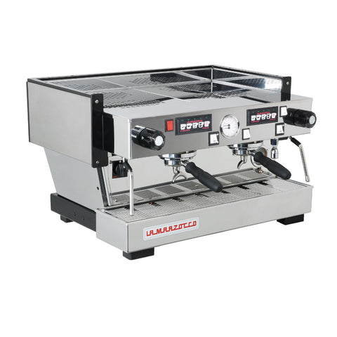La Marzocco Linea Classic Espresso Machine AV 2 Group Side View