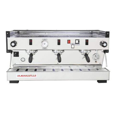 La Marzocco Linea Classic Espresso Machine 3 Group EE Front View