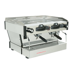 La Marzocco Linea PB Commercial Espresso Machine 2 Group (MP) Side View