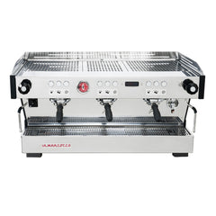 La Marzocco Linea PB Commercial Espresso Machine 3 Group (AV) Front View