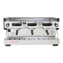 La Marzocco Linea PB Commercial Espresso Machine 3 Group (MP) Front View