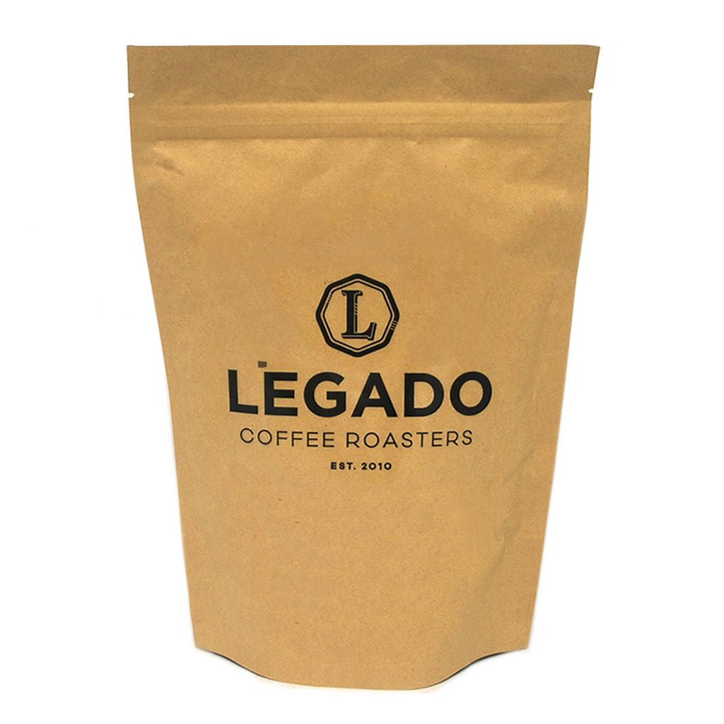 Legado Ethiopia Yirgacheffe Natural Single Origin Coffee Beans