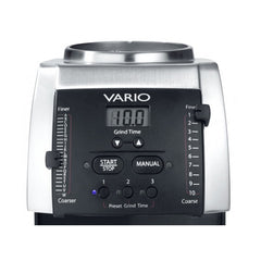Mahlkonig Vario Home Coffee Grinder Control Panel