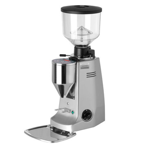 Mazzer Major Electronic On Demand Commercial Espresso Grinder Silver
