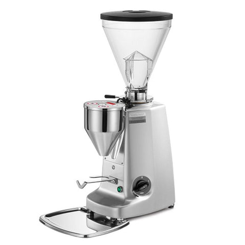 Mazzer Super Jolly Electronic OD Espresso Grinder Silver
