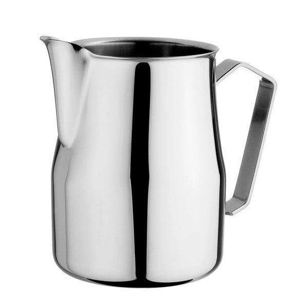 Motta Europa Milk Frothing Pitcher Cape Coffee Beans