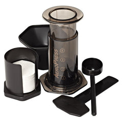 Aeropress Coffee Maker With Components